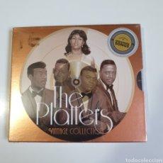 CDs de Música: CD, NUEVO PRECINTADO ORIGINAL, THE PLATTERS, VINTAGE COLECTTION, SIN ESTRENAR.. Lote 250156050