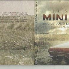 CDs de Música: LA ISLA MINIMA. Lote 250174665