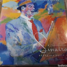 CDs de Música: FRANK SINATRA DUETS Y DUETS 2 DOBLE CD 90 TH BIRTHDAY LIMITED COLLECTOR S EDITION. Lote 250177920