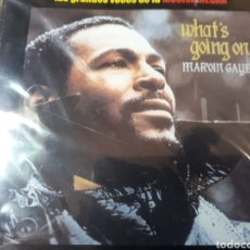 CDs de Música: MARVIN GAYE WHAT S GOING ON PRECINTADO. Lote 250180375