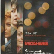 CDs de Música: MATAHARIS. Lote 250214545