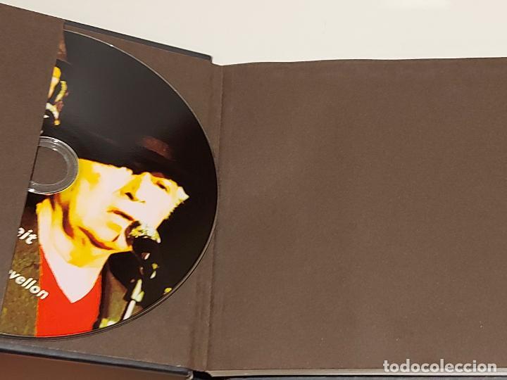 CDs de Música: JOAN SALVAT PAPASSEIT / POEMES I CANÇONS / ALBERT NOVELLON-IRIS FLOTATS / LIBRO-CD / IMPECABLE. - Foto 2 - 250230460