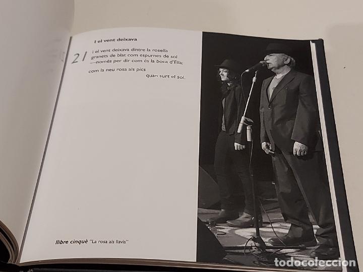 CDs de Música: JOAN SALVAT PAPASSEIT / POEMES I CANÇONS / ALBERT NOVELLON-IRIS FLOTATS / LIBRO-CD / IMPECABLE. - Foto 3 - 250230460