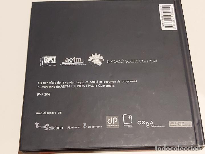 CDs de Música: JOAN SALVAT PAPASSEIT / POEMES I CANÇONS / ALBERT NOVELLON-IRIS FLOTATS / LIBRO-CD / IMPECABLE. - Foto 4 - 250230460