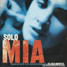CDs de Música: SOLO MIA MUSICA. Lote 250253050
