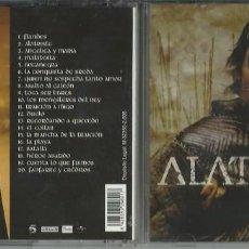 CDs de Música: ALATRISTE. Lote 250255810