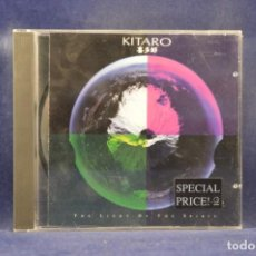 CD de Música: KITARO - THE LIGHT OF THE SPIRIT - CD. Lote 250334615