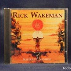 CD de Música: RICK WAKEMAN - ASPIRANT SUNRISE - CD. Lote 250334820