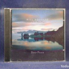 CD de Música: BILL DOUGLAS CON LOS ARS NOVA SINGERS - DEEP PEACE - CD. Lote 250337730