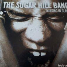 CDs de Música: THE SUGAR HILL BAND THINKING IN BLACK. Lote 251029105