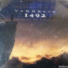 CDs de Música: VANGELIS 1492. Lote 251034855