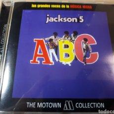 CDs de Música: JACKSON 5 ABC. Lote 251036840