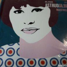 CDs de Música: ASTRUD GILBERTO MAESTROS DEL JAZZ. Lote 251071065