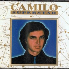 CDs de Música: CAMILO SESTO SUPERSTAR ( 2 CD´S). Lote 251127135