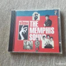 CDs de Música: STAX-THE MEMPHIS SOUND. Lote 251179250