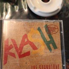 CDs de Música: CD MÚSICA ROCK KLASH THE SOUNDTRAK. Lote 251196810