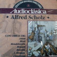 CDs de Música: DIR. ALFRED SCHOLZ BIZET MENDELSSON MOZART ROSSINI STRAUSS. Lote 251226560
