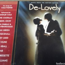 CDs de Música: DE LOVELY BSO. Lote 251229830