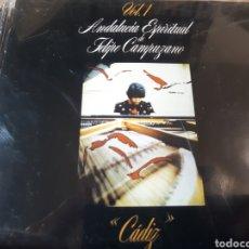 CDs de Música: FELIPE CAMPUZANO CADIZ VOL.1. Lote 251231685