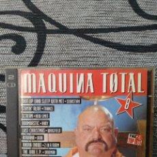 CDs de Música: MAQUINA TOTAL 8. Lote 251234600