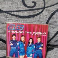 CDs de Música: ATC - AROUND THE WORLD. Lote 251264410