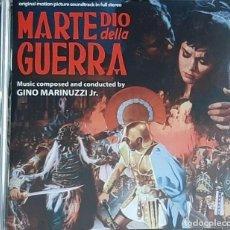 CDs de Música: MARTE, DIO DELLA GUERRA / GINO MARINUZZI JR. CD BSO - DIGITMOVIES. Lote 251284180