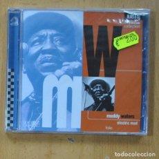 CD de Música: MUDDY WATERS - ELECTRIC MUD - CD. Lote 251311985