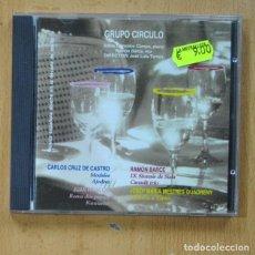 CDs de Musique: GRUPO CIRCULO - MUSICA ESPAÑOLA ABIERTA EN LA DECADA DE LOS 60 - CD. Lote 251313080
