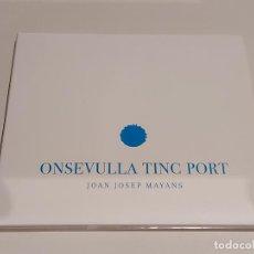 CDs de Música: JOAN JOSEP MAYANS / ONSEVULLA TINC PORT / POEMES MUSICATS / DIGIPACK-CD / 16 TEMAS / IMPECABLE.. Lote 251331400