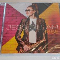 CDs de Música: JESS GILLAM / RISE / CD - DECCA-2019 / 14 TEMAS / PRECINTADO.. Lote 251379035