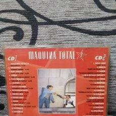 CDs de Música: MAQUINA TOTAL 9. Lote 251412085