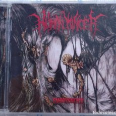 CDs de Música: HUMAN MINCER – EMBRYONIZED (XTREEM MUSIC, 2002) // DEVOURMENT SUFFOCATION ABORTED WORMED AVULSED. Lote 251422760