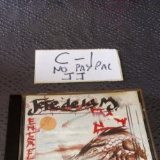 CDs de Música: CD HIP HOP JEFE DE LA M, S ENTRA EL DRAGON 2003 CD NO PROBADO LA CAJA ALGO AMARILLENTA DEL TIEMPO. Lote 251491140