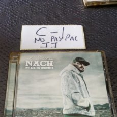 CDs de Música: CD HIP HOP NACH UN DÍA EN SUBURBIA. Lote 251491630