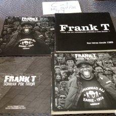 CDs de Música: CD HIP HOP EDICIÓN ESPECIAL FRANK T SONRIAN POR FAVOR. Lote 251492820