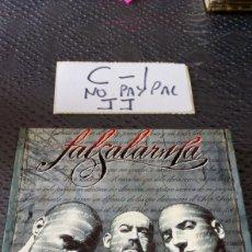 CDs de Música: CD DOBLE HIP HOP FALSALARMA LA MISIVA EDICIÓN ESPECIAL. Lote 251493980