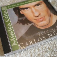 CDs de Música: CD MUSICA CELTA CARLOS NUÑEZ ANTOLOGIA USADO. Lote 251518500