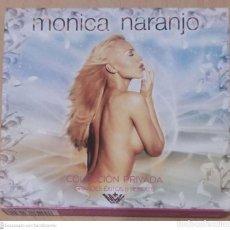 CDs de Música: MONICA NARANJO (COLECCION PRIVADA - GRANDES EXITOS & REMIXES) 2 CD'S 2005. Lote 251529240