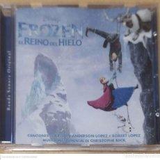 CDs de Música: B.S.O. FROZEN (EL REINO DEL HIELO) CD 2013 WALT DISNEY. Lote 251531125