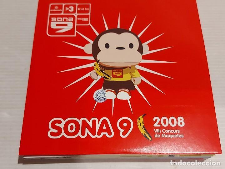 CDs de Música: SONA 9 / CONCURS DE MAQUETES / PROMO CDS-IMPECABLES / 10 AÑOS DISTINTOS / 220 TEMAS EN TOTAL. - Foto 3 - 251568150