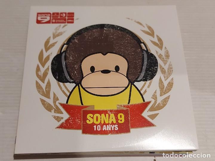 CDs de Música: SONA 9 / CONCURS DE MAQUETES / PROMO CDS-IMPECABLES / 10 AÑOS DISTINTOS / 220 TEMAS EN TOTAL. - Foto 4 - 251568150
