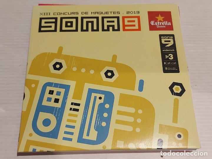 CDs de Música: SONA 9 / CONCURS DE MAQUETES / PROMO CDS-IMPECABLES / 10 AÑOS DISTINTOS / 220 TEMAS EN TOTAL. - Foto 7 - 251568150