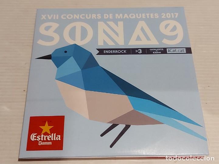 CDs de Música: SONA 9 / CONCURS DE MAQUETES / PROMO CDS-IMPECABLES / 10 AÑOS DISTINTOS / 220 TEMAS EN TOTAL. - Foto 9 - 251568150