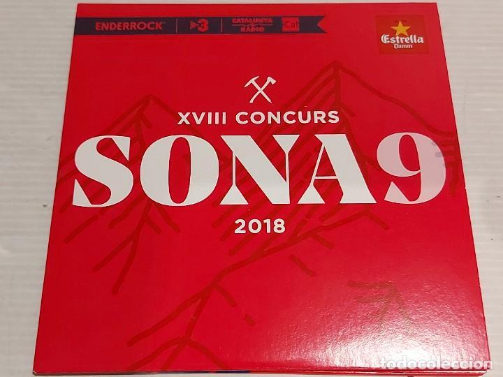 CDs de Música: SONA 9 / CONCURS DE MAQUETES / PROMO CDS-IMPECABLES / 10 AÑOS DISTINTOS / 220 TEMAS EN TOTAL. - Foto 10 - 251568150