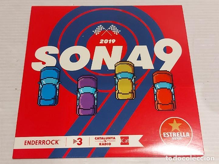 CDs de Música: SONA 9 / CONCURS DE MAQUETES / PROMO CDS-IMPECABLES / 10 AÑOS DISTINTOS / 220 TEMAS EN TOTAL. - Foto 11 - 251568150
