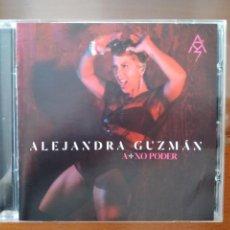 CDs de Música: ALEJANDRA GUZMAN A MAS NO PODER CD. Lote 251614795