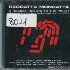 CDs de Música: REGGATTA MONDATTA (TRIBUTE TO THE POLICE) CD ARK 1997. Lote 251621095
