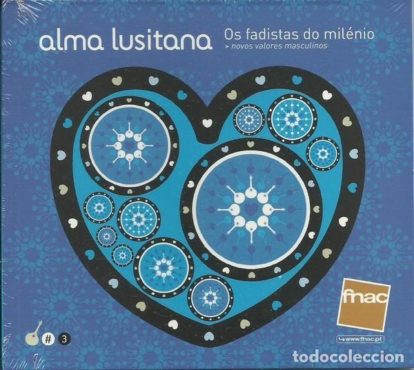 ALMA LUSITANA 3 - OS FADISTAS DO MILENIO - NOVOS VALORES MASCULINOS (Música - CD's World Music)