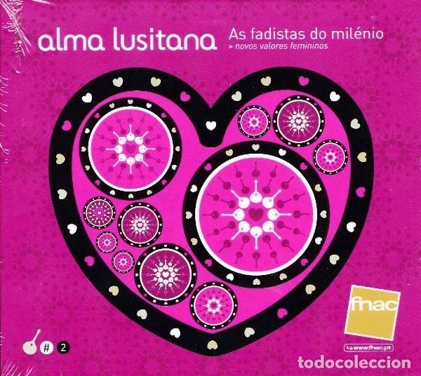 ALMA LUSITANA 2 - OS FADISTAS DO MILENIO - NOVOS VALORES FEMININOS (Música - CD's World Music)