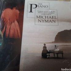 CDs de Música: EL PIANO MICHAEL NYMAN. Lote 251652400